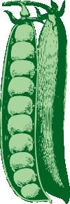 free vector Peas clip art