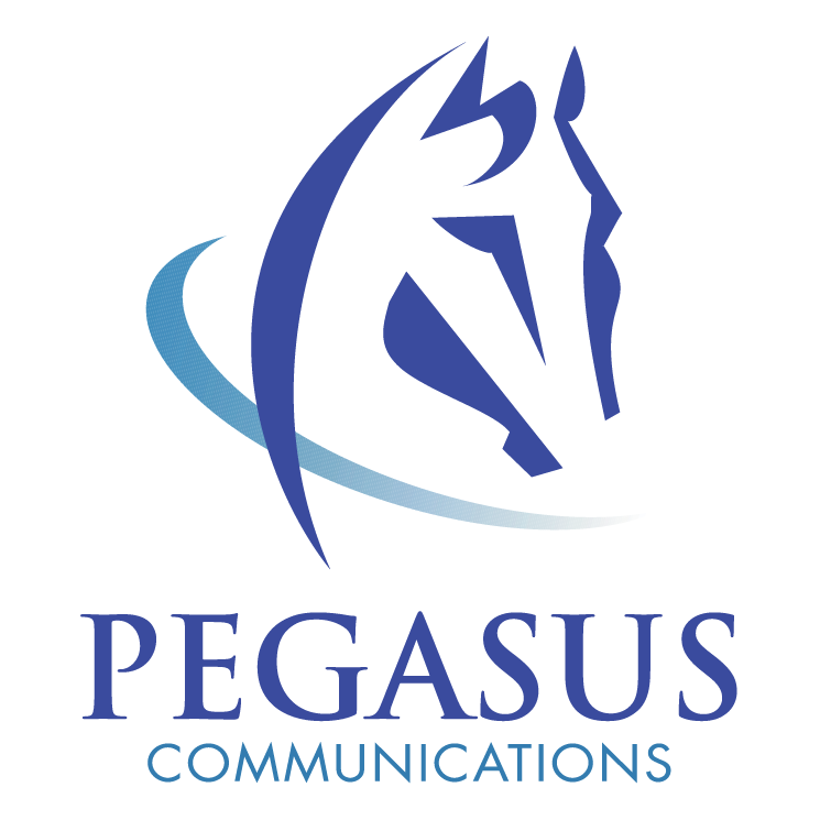 free vector Pegasus communications 2