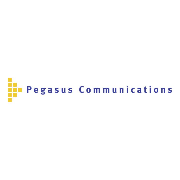 free vector Pegasus communications