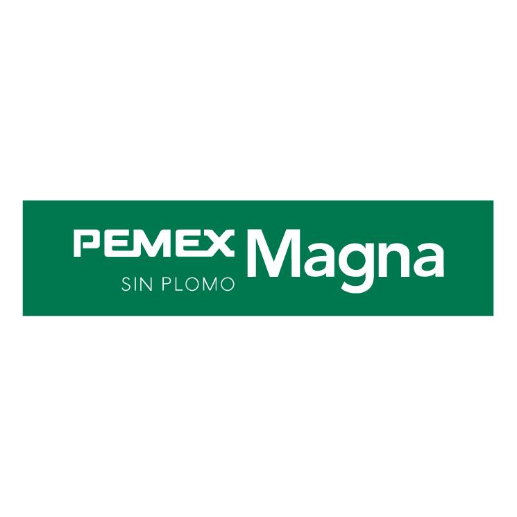 free vector Pemex magna