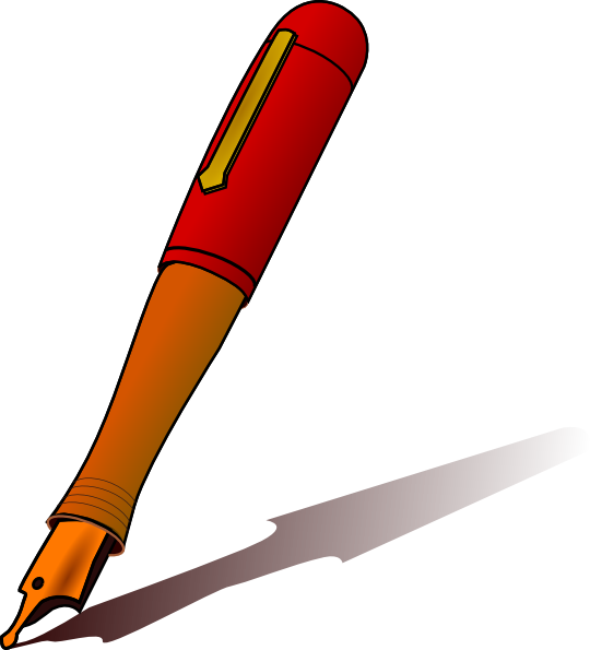 pen clip art free vector 4vector rh 4vector com pen clip art free black and white pen clip art comic
