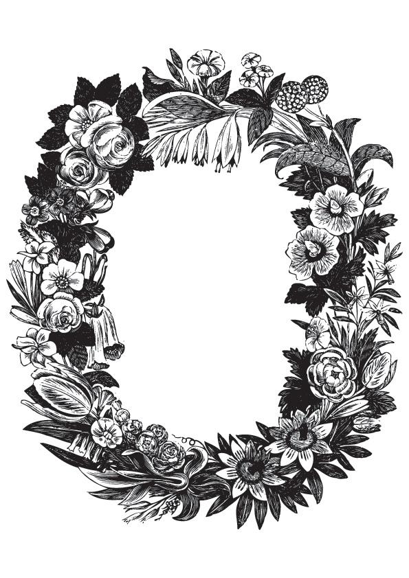 lace drawing pattern - photo #20