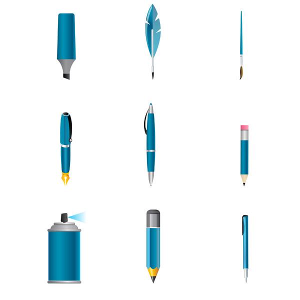 free vector Pen vector