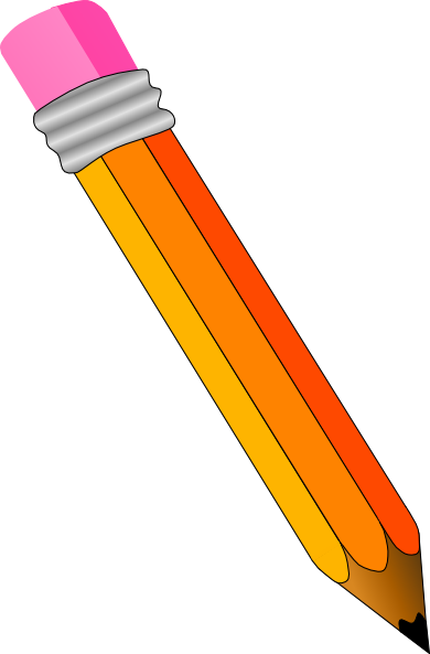 free vector Pencil clip art