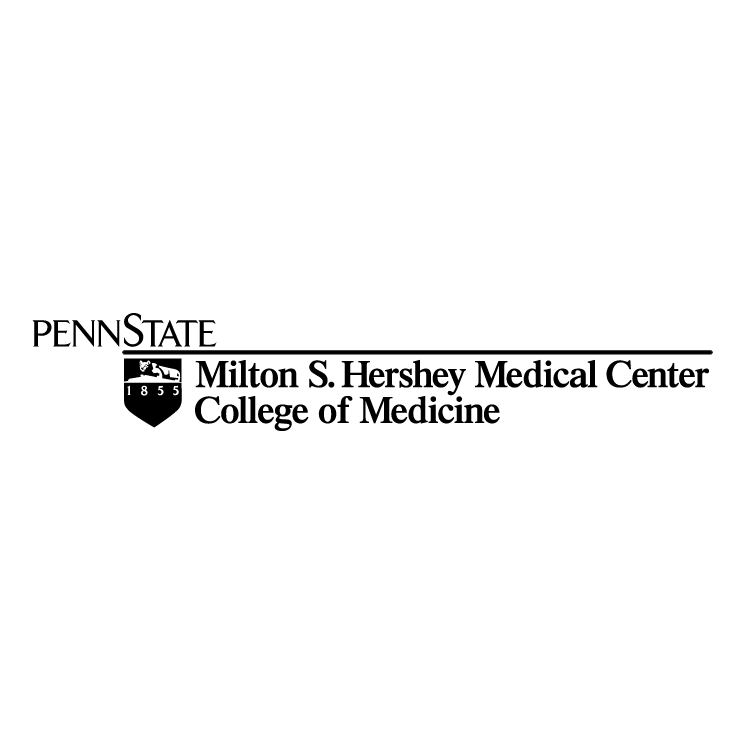 free vector Penn state milton s hershey medical center