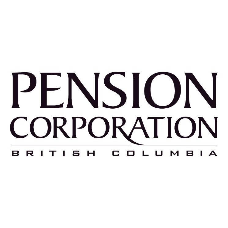free vector Pension corporation