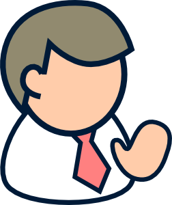 free vector People Business Male clip art