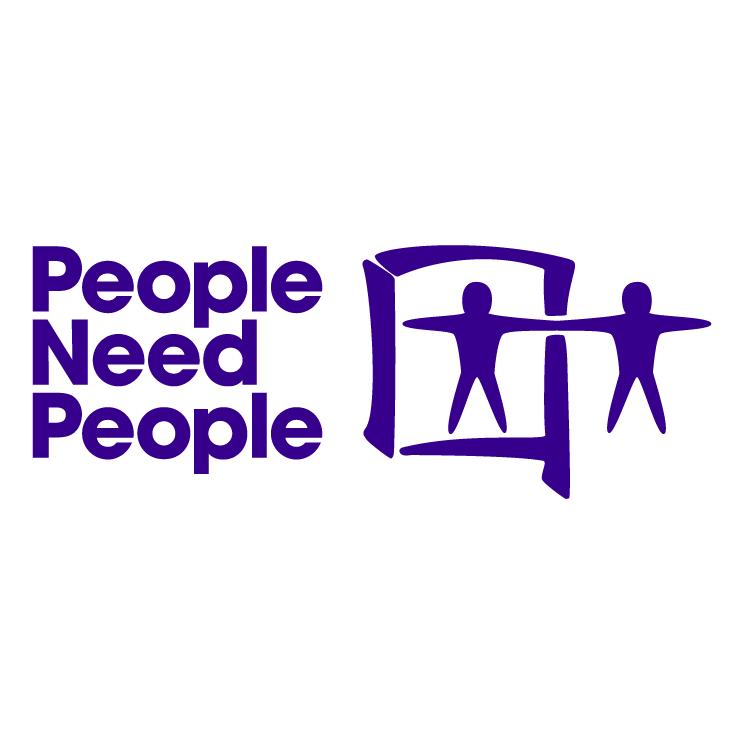 free vector People need people