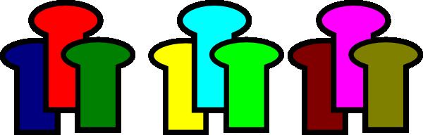 free vector People Symbol Icon clip art