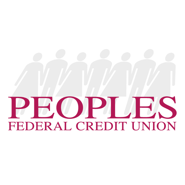 free vector Peoples federal credit union