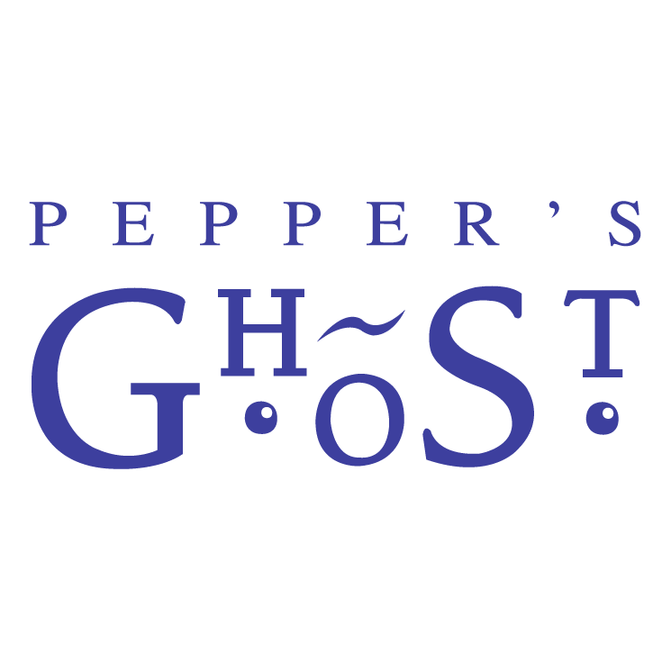 free vector Peppers ghost productions
