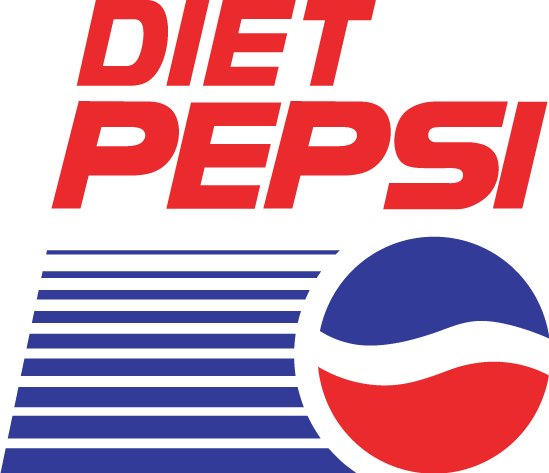 free vector Pepsi Diet logo