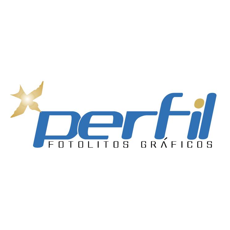 free vector Perfil fotolitos