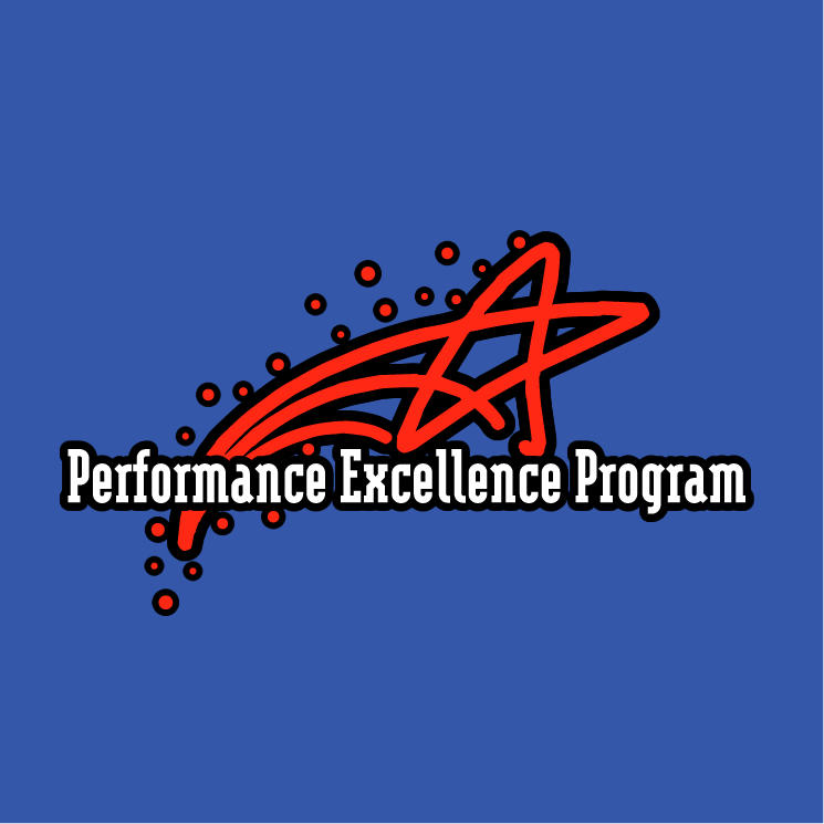 free vector Performance excellence program