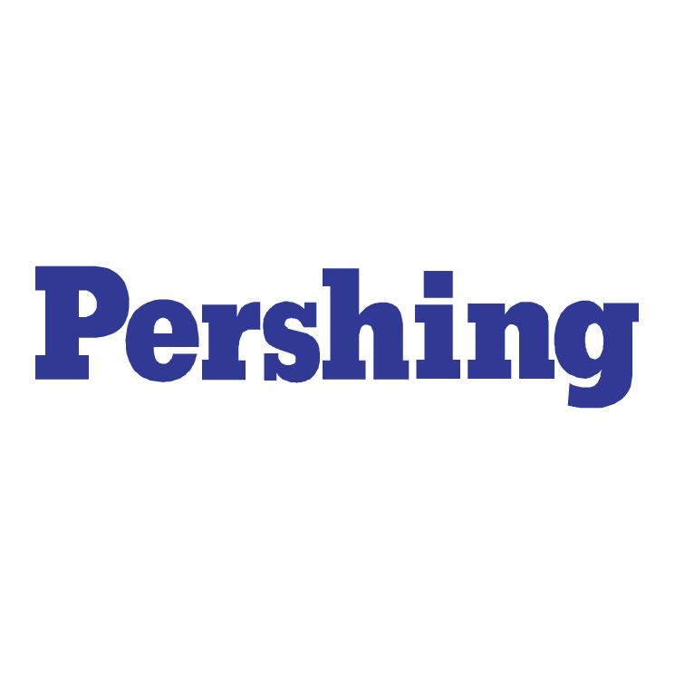 free vector Pershing