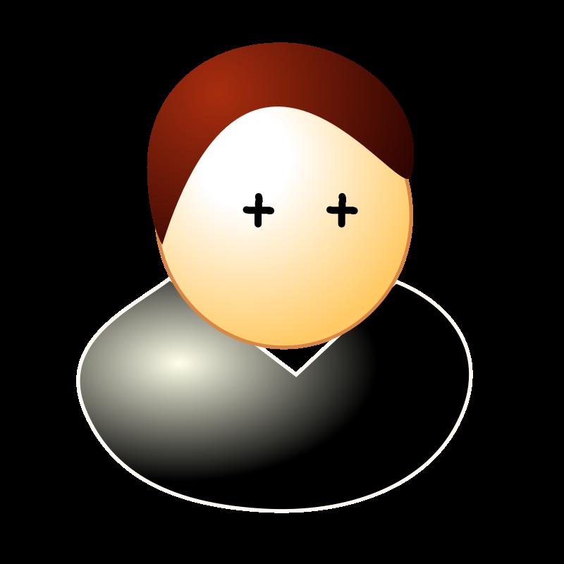 free vector Persona avatar