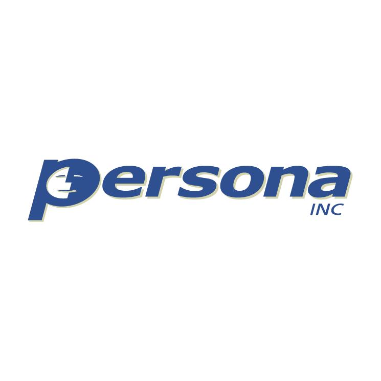 free vector Persona
