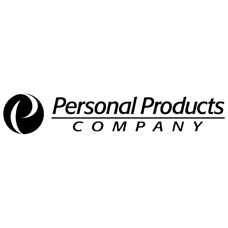free vector Personal products company