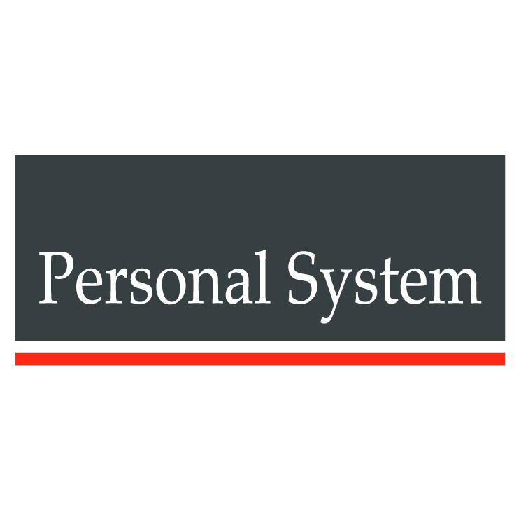 free vector Personal system