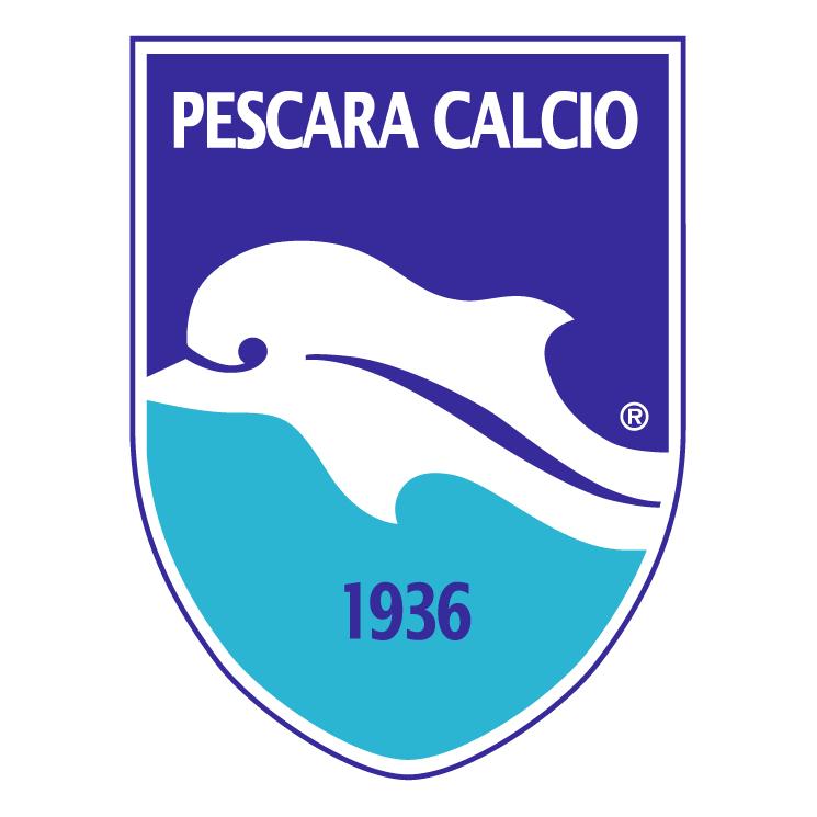free vector Pescara calcio