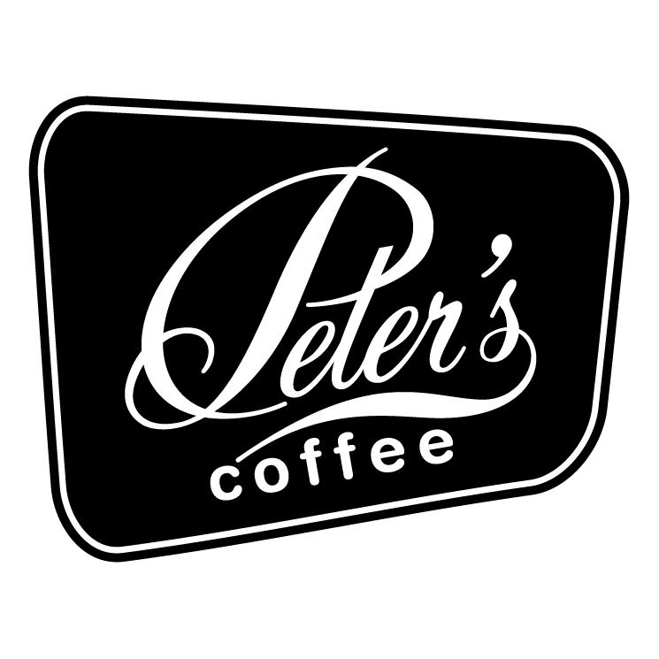 free vector Peters coffee