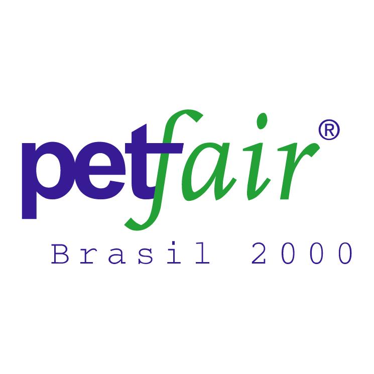 free vector Petfair brasil 2000