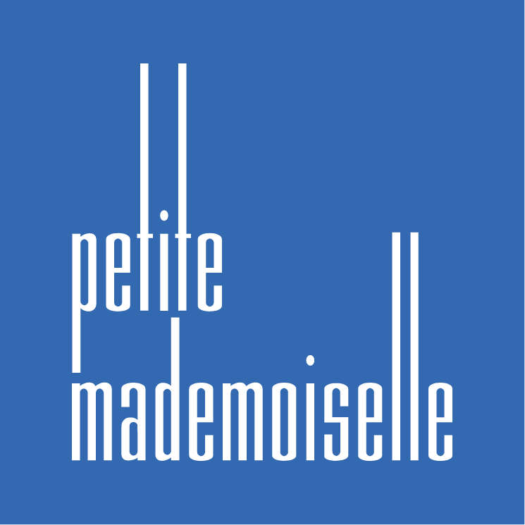 free vector Petite mademoiselle