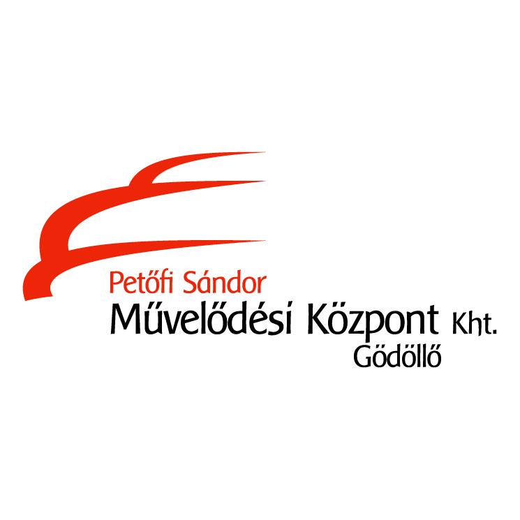 free vector Petofi sandor muvelodesi kozpont
