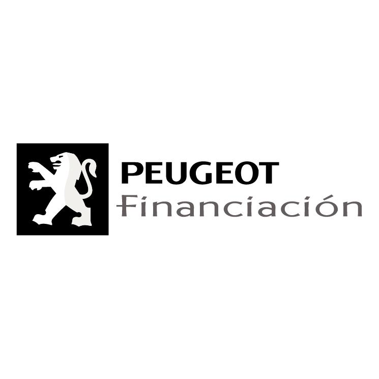 free vector Peugeot financiacion 1