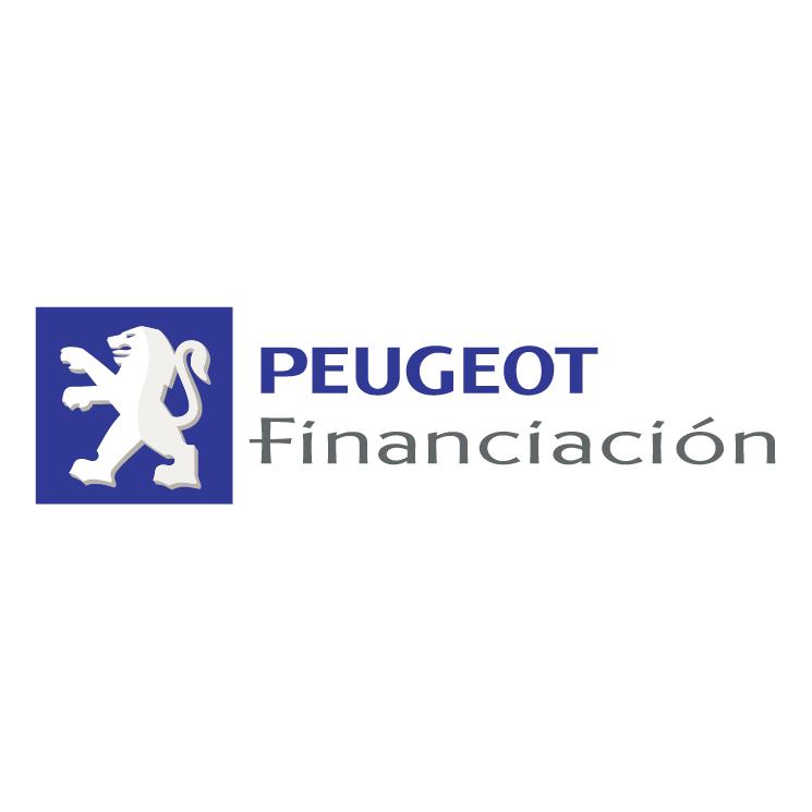 free vector Peugeot financiacion