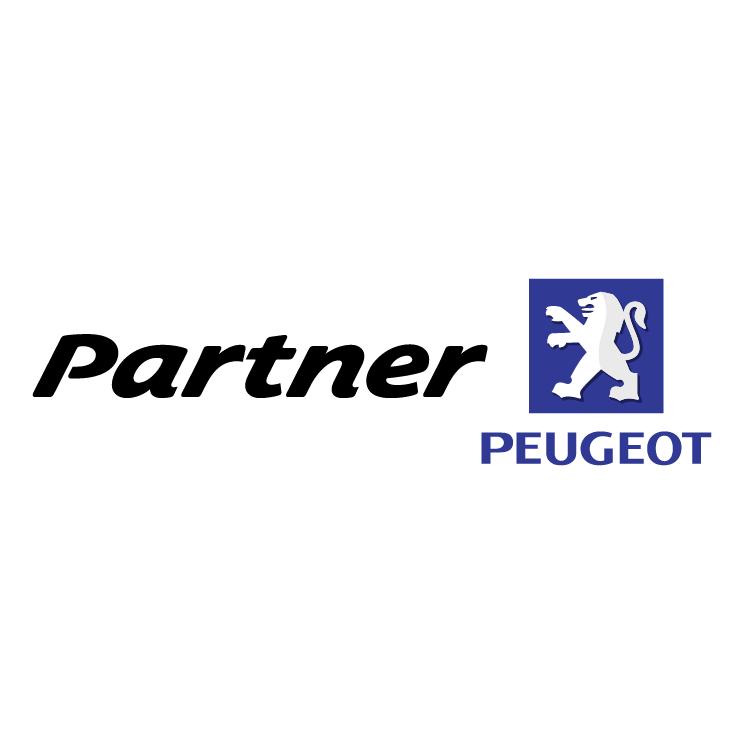 free vector Peugeot partner 0