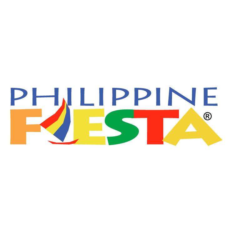 free vector Philippine fiesta