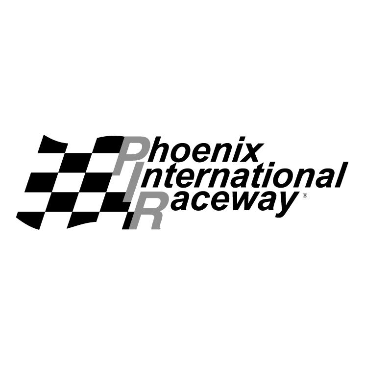 free vector Phoenix international raceway