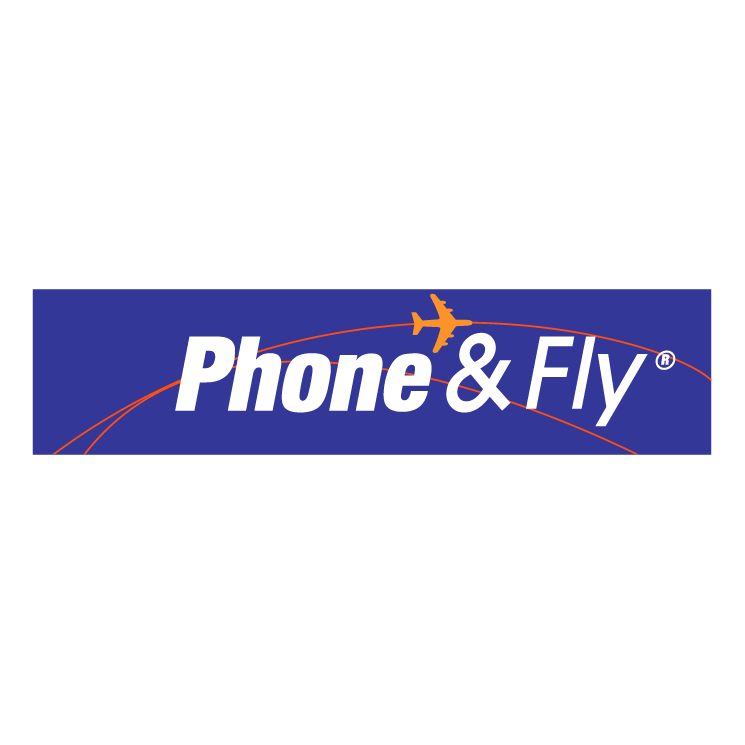 free vector Phone fly