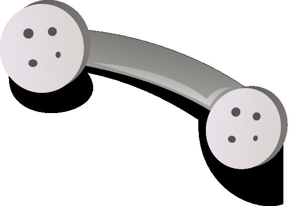 free vector Phone Handset clip art