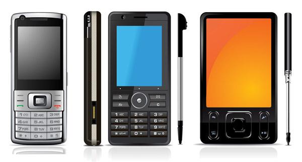 free vector Phone vector