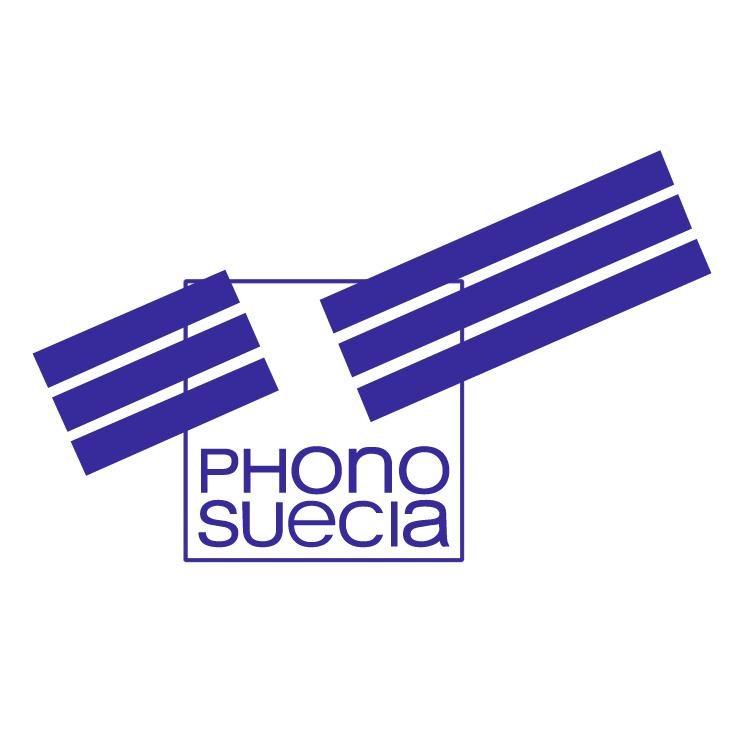 free vector Phono suecia