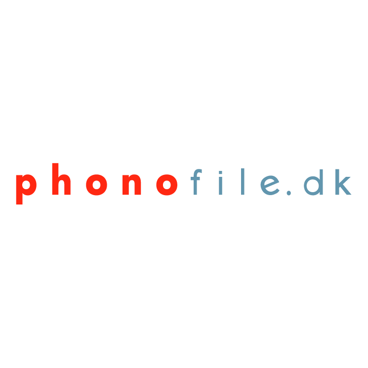 free vector Phonofiledk