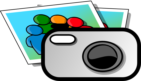 free vector Photo Camera clip art