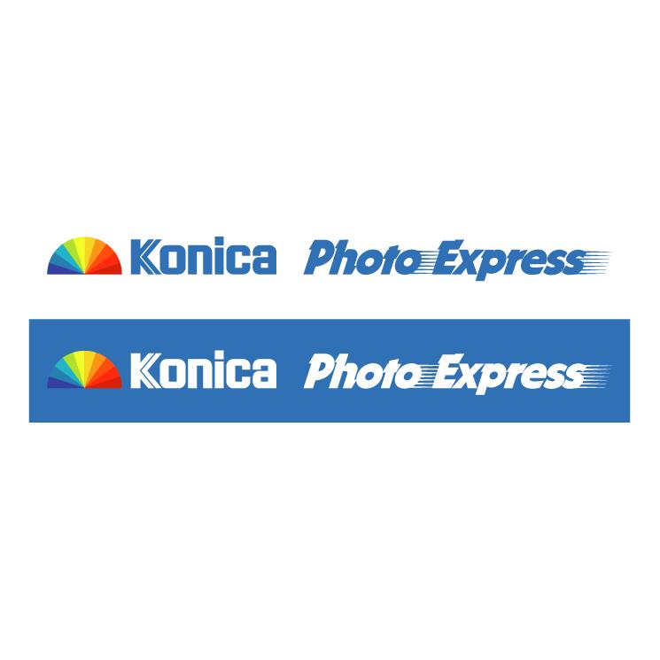 free vector Photo express 0