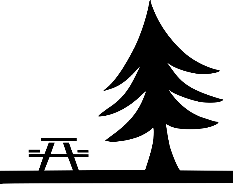 free vector Picnic symbol