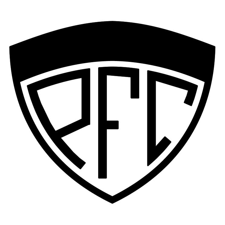 free vector Pico foot ball club de general pico