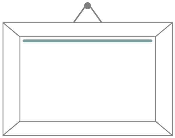 Picture Frame clip art Free Vector / 4Vector