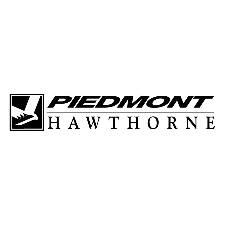 free vector Piedmont hawthorne