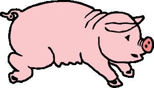 free vector Piggie clip art