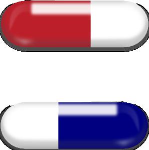 free vector Pills clip art