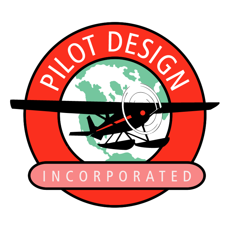 free vector Pilot design incorporated
