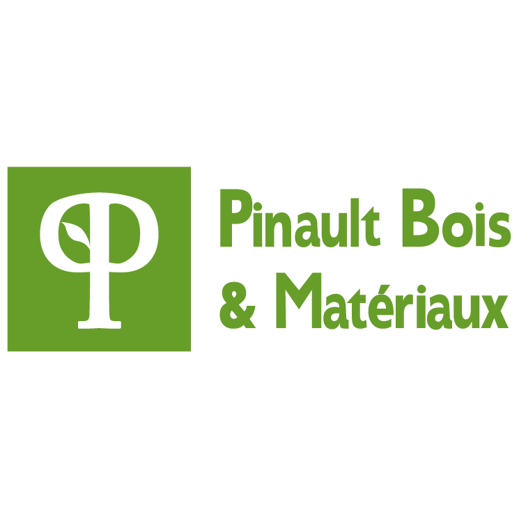 free vector Pinault bois materiaux
