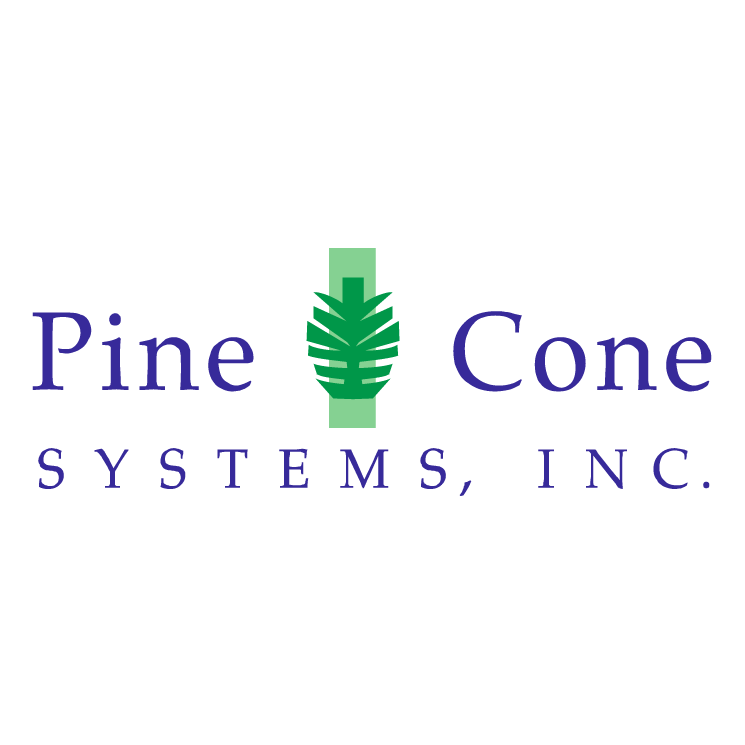 free vector Pine cone systems
