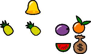 free vector Pineapple Icon clip art